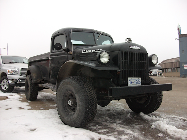 Dodge Power Wagons - 1950-54 - Complete Harness - Vintage ...