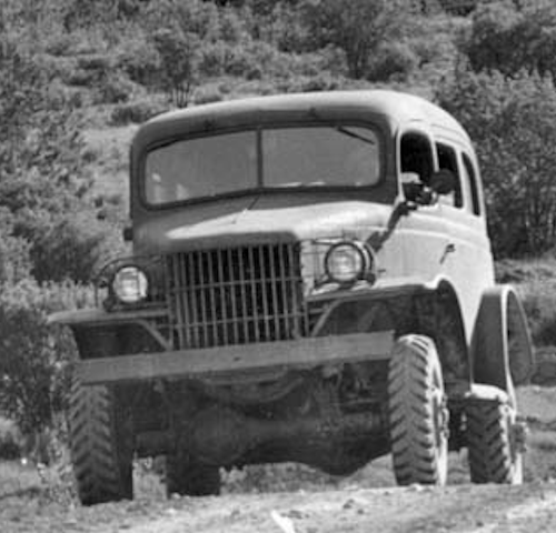Dodge T211 1/2 Ton WC17 Carryall