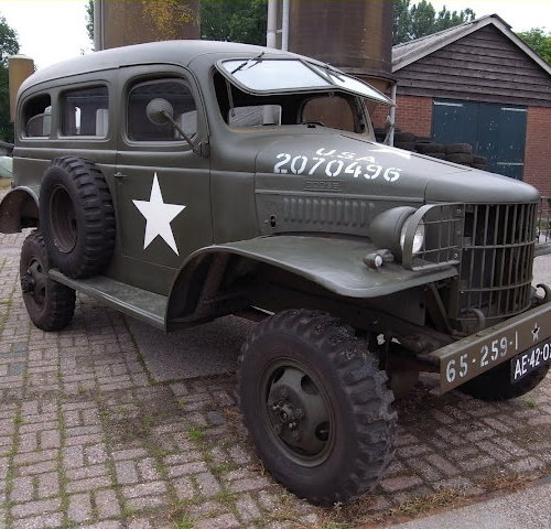 Dodge T215 1/2 Ton WC26 Carryall