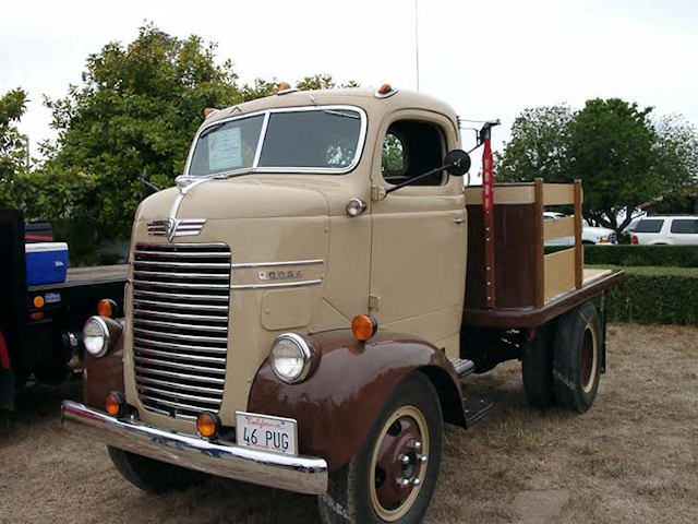 Dodge Vintage Trucks WFMA (COE) – Heater and Defroster - Vintage Wiring