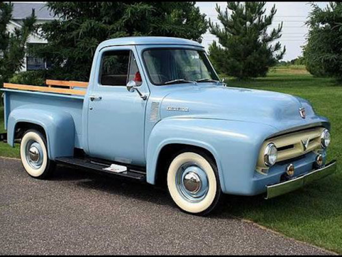 1953 Ford F100 For Sale Craigslist Autos Post