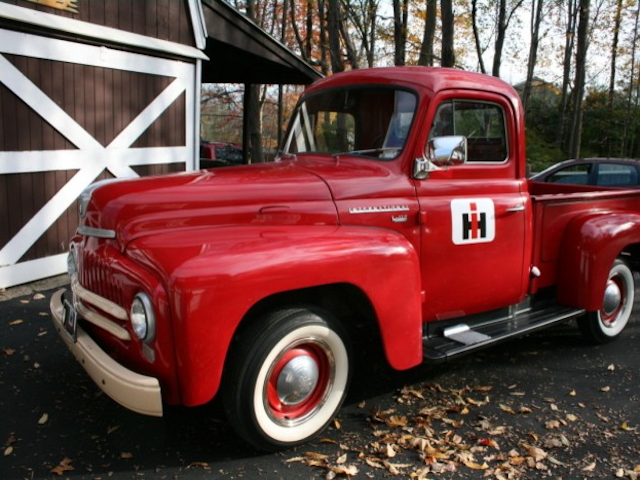 international harvester l model 1949 1952 complete